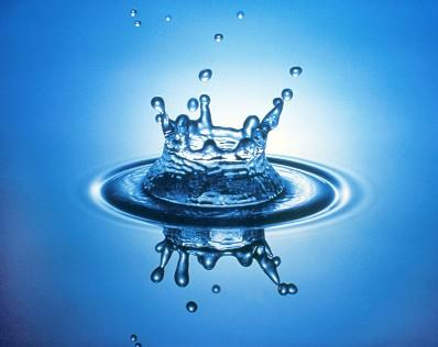 Pure Dartmoor Water drop